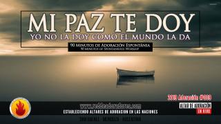 Mi Paz Te Doy || Altar de Adoración