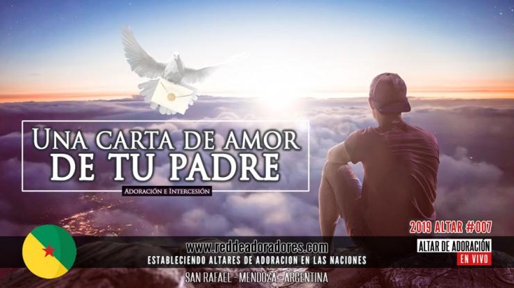 Una Carta De Amor De Tu Padre || Altar #007 (Guayana Francesa)