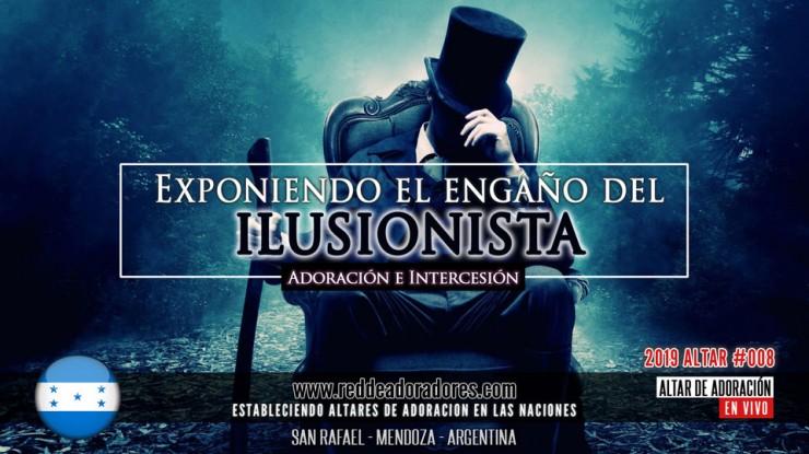 Exponiendo El Egaño Del Ilusionista || Altar #008 (2019)