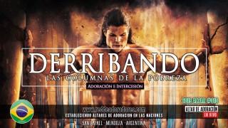 Derribando Las Columnas De La Probreza ||  Altar #015 (Brasil)