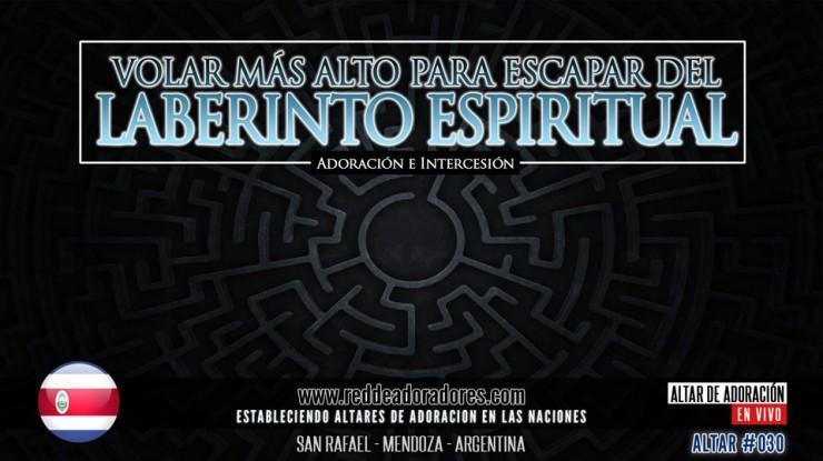 Volar Más Alto Para Escapar Del Laberinto Espiritual || Altar 2019 (030) Costa Rica