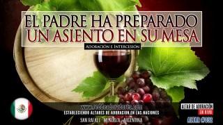 El Padre Ha Reservado Un Asiento En Su Mesa  || Altar 2019 (032) Mexico