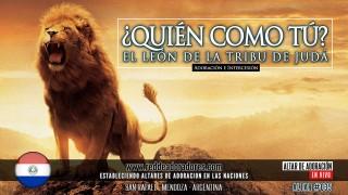 ¿Quién Como Tú? El León De La Tribu De Judá || Altar 2019 (035) Paraguay