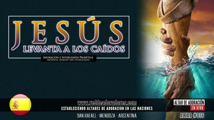Jesús Levanta A Los Caídos || Altar 2019 (036) España