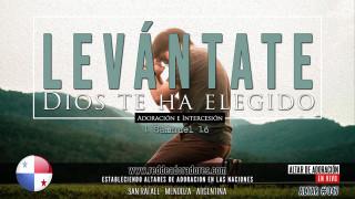 Levántate Dios Te Ha Elegido    Altar #047 (2019) Panamá