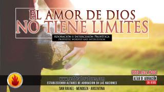 El Amor De Dios No Tiene Limites || Altar #001 (2020)