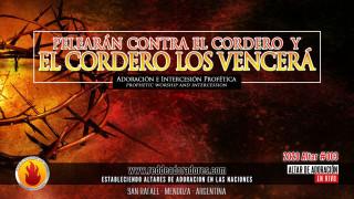 Pelearán Contra El Cordero Y El Cordero Los Vencerá || Altar #003 (2020)