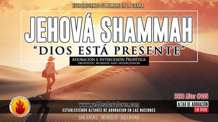 Jehová Shammah