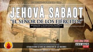 Jehová Sabaot