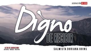 Digno De Receibir // Salmista Doriana Goins