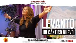 Levantó Un Cántico Nuevo // Salmista Doriana Goins