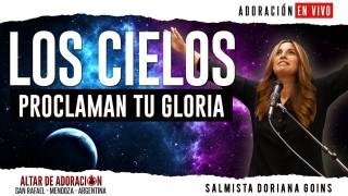 Los Cielos Proclaman Tu Gloria // Salmista Doriana Goins