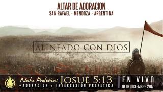 Alineado Con Dios    Adoración e Intercesión
