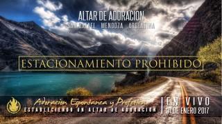 Estacionamiento Prohibido || Altar de Adoración San Rafael