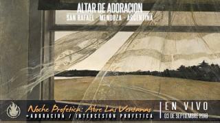 Abren Las Ventanas || Adoracion e Intercesión