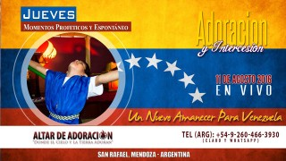 Un Nuevo Amanecer || Venezuela