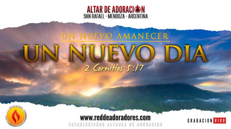 Un Nuevo Dia Un Nuevo Amanecer 2 Corintios 5 17 Red De Adoradores