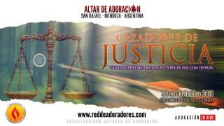Cazadores de Justicia ||  Una Persona Que Busca o Persigue Una Cosa Deseada