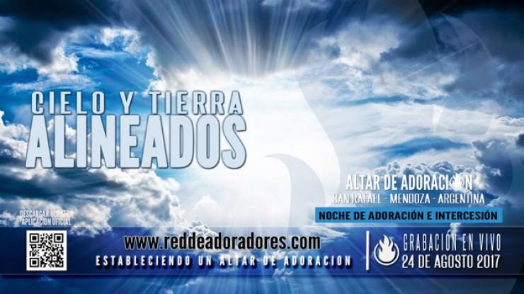 Cielo y Tierra Alineados || Altar de Adoración