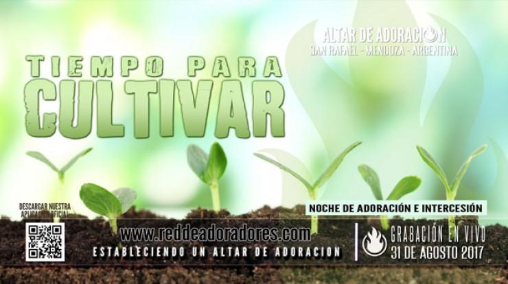 Tiempo Para Cultivar || Altar de Adoración