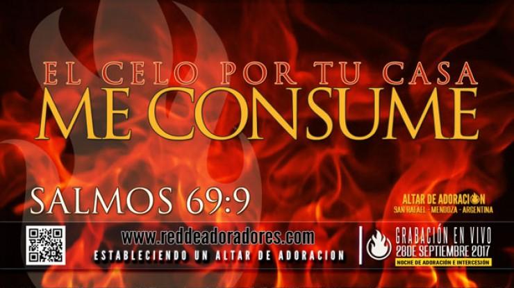 El Celo Por Tu Casa Me Consume || Altar de Adoración
