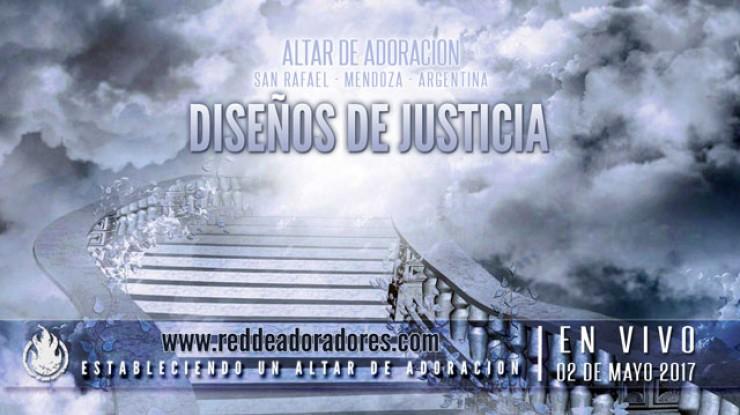 Diseños De Justicia    Altar de Adoración San Rafael