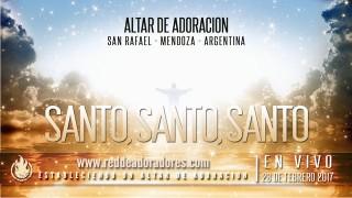 Santo Santo Santo || Altar de Adoración (En Vivo)