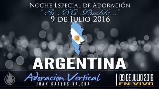 Noche de Adoración || 09 de Julio 2016