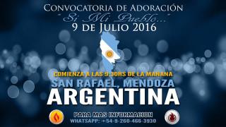 Convocatoria de Adoración || 09 de Julio 2016