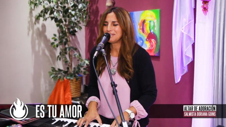 Es Tu Amor || Salmista Doriana Goins