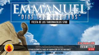 Fiesta de los Tabernaculos || PEY: 5780