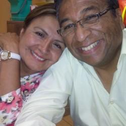 Gerardo Jauler y Susana Olcay