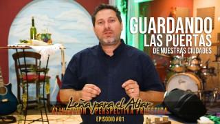 Guardando Las Puertas De Nuestras Ciudades || Leña Para El Altar