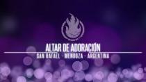 Altar de Adoración San Rafael