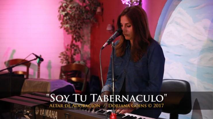 Soy Tu Tabernaculo || Doriana Goins (Altar de Adoración)