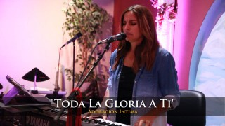 Toda La Gloria A Ti || Doriana Goins (Altar de Adoración)