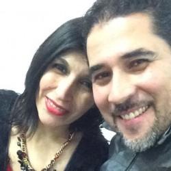 Horacio Vera y Carina Acevedo