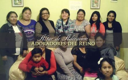 Adoradores del Reino