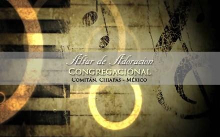 Altar de Adoración Comitan