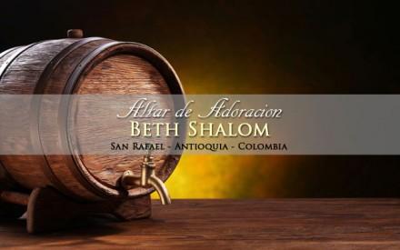 Altar de Adoración Beth Shalom