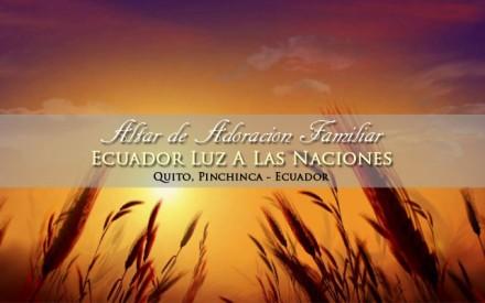 Ecuador Luz A Las Naciones