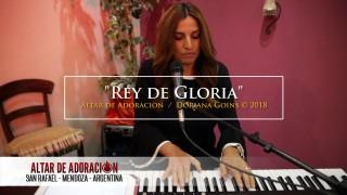 Rey de Gloria || Salmista Doriana Goins